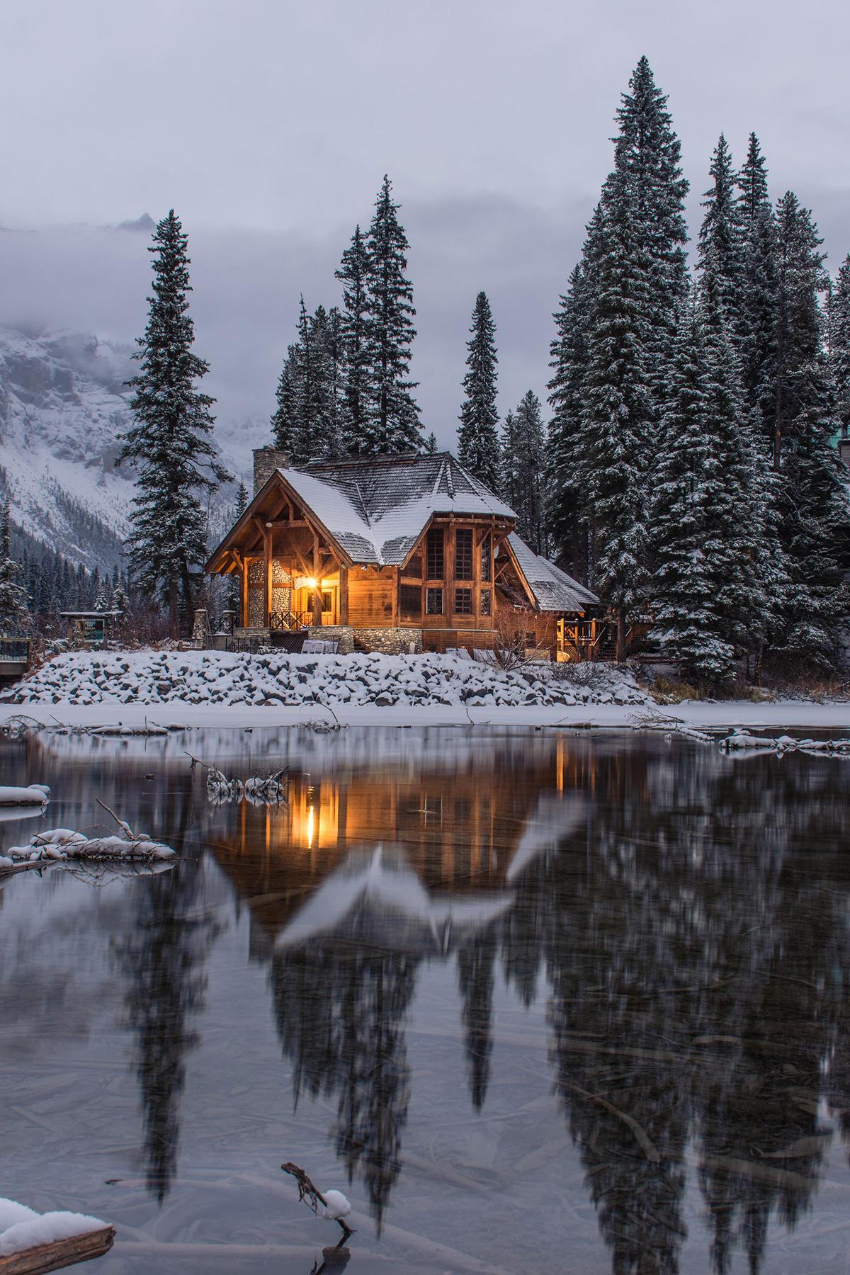 Wordspill in Winter